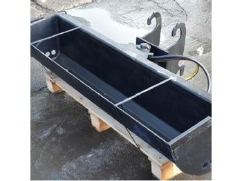 "Unused 56"" Hydraulic Tilt Ditching Bucket to suit CW05 - cupă excavator"