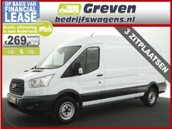Furgonetă Ford Transit 350 2.2 TDCI L3H2 Ambiente 3 Persoons Radio/USB/Aux/Bluetooth Elektrischpakket