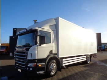 Scania P 270 + Manual + Lift - camion furgon