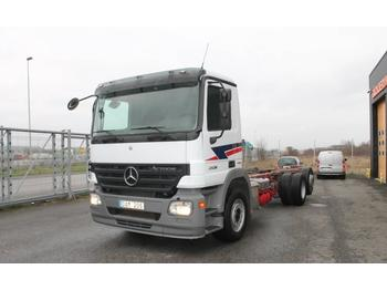 Mercedes-Benz 2536 L  - camion transport containere/ swap body