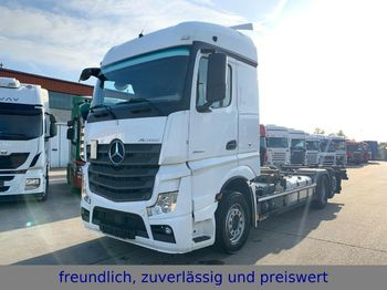 Mercedes-Benz *ACTROS 2545 * EURO 6 * 1 HAND *  - camion transport containere/ swap body