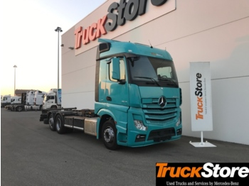Mercedes-Benz Actros ACTROS 2542 L - camion transport containere/ swap body