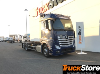 Mercedes-Benz Actros ACTROS 2545 L - camion transport containere/ swap body