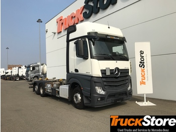 Mercedes-Benz Actros ACTROS 2548 L - camion transport containere/ swap body