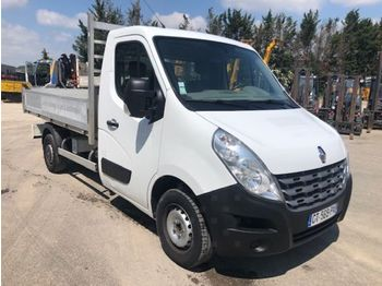 RENAULT 125 DCI - dropside camion