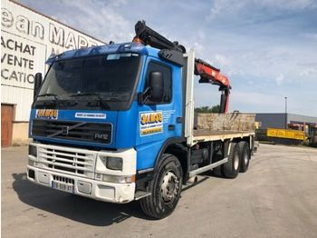 VOLVO 340 - dropside camion