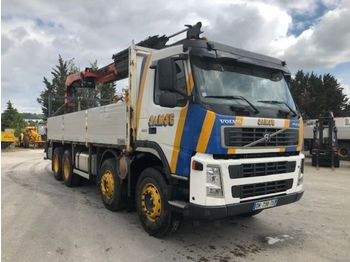 VOLVO 420 - dropside camion