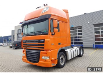 Cap tractor DAF XF105.460 SSC, Euro 5, SSC