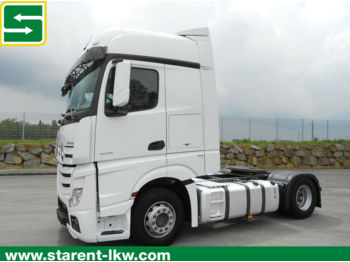 Cap tractor Mercedes-Benz Actros 1845 BIG-Space, 2Tanks, Spoiler, XENON