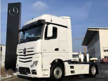 Mercedes-Benz Actros 1845 LS Big Space, Standklima, Safety Pac  - cap tractor