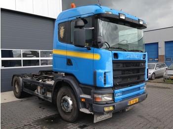 Cap tractor Scania 114 380 Manual Retarder