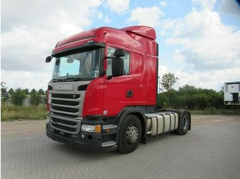 Scania G410 Highline, Retarder, Opticruse, Klima  - cap tractor