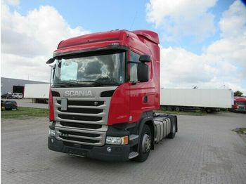Scania R410 Highline, Retarder, Opticruse, 2 x Bett  - cap tractor