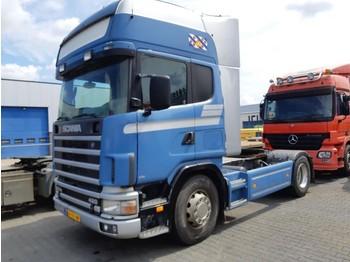 Cap tractor Scania R 124 420 Manual Euro2