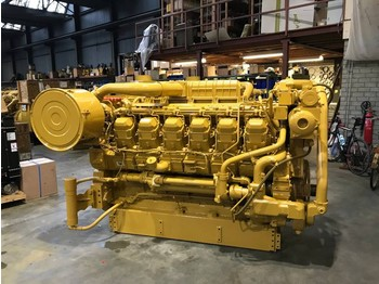 Caterpillar 3512B - Locomotive Engine 3ZW - motor