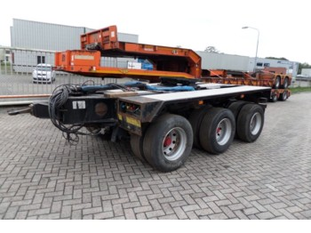 Remorcă Broshuis 3AD-30 / 3 axle dolly
