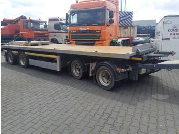 Remorcă transport agabaritic Vogelzang 4 assige AHW