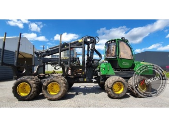 JOHN DEERE 1010E - forwarder