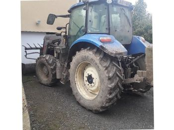 New Holland T595 - tractor agricol