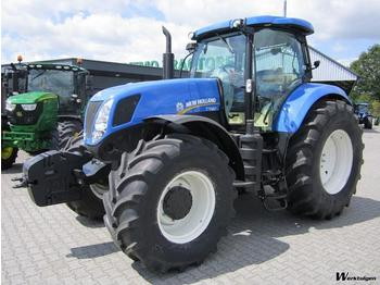 New Holland T7060 - tractor agricol