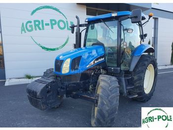 New Holland TS 100 A - tractor agricol