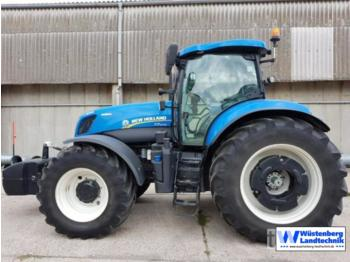 New Holland T 7.270 AC - tractor agricol