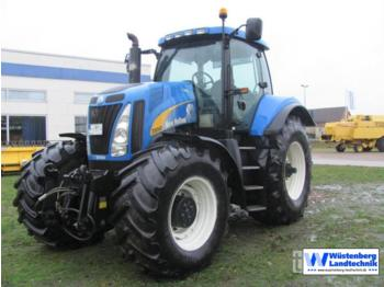 New Holland T 8040 - tractor agricol