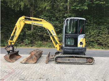 NEW HOLLAND E35.2C - mini excavator